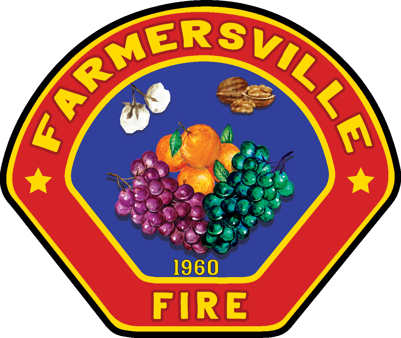Farmersville Fire Patch